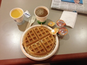 The Motel Breakfast
