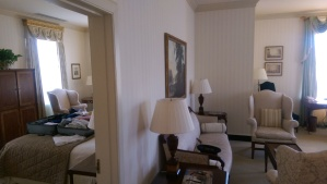 Part of the Queen's Suite