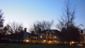 The Inn at Dawn