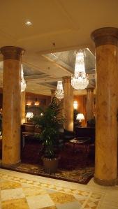 Saint Paul Hotel Lobby